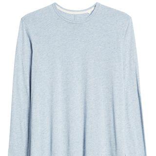 Rag & Bone Lincoln Long Sleeve Slim Fit T-Shirt