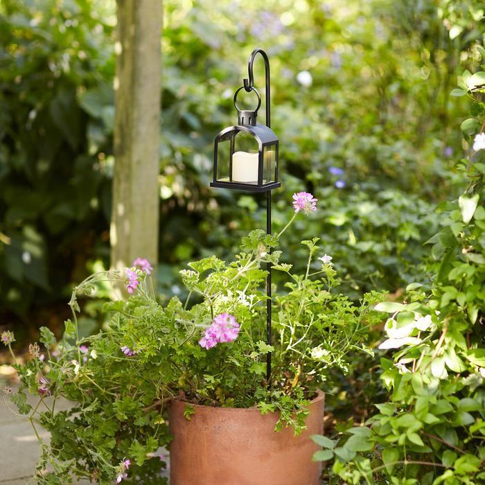 Easy Flower Basket to Solar Chandelier | Solar chandelier