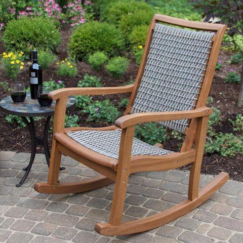 15 Best Outdoor Rocking Chairs 2021, Rocking Patio Furniture