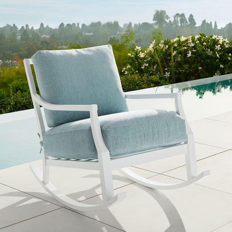 15 Best Outdoor Rocking Chairs 2021, Patio Furniture Swivel Glider Chair