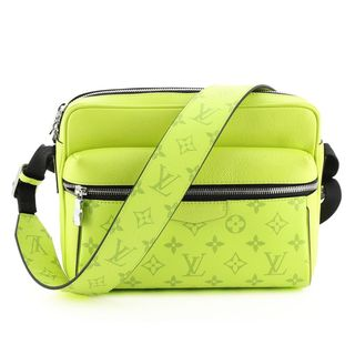 Outdoor Messenger Monogram Taigarama