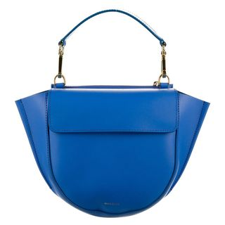 Mini Hortensia Leather Satchel