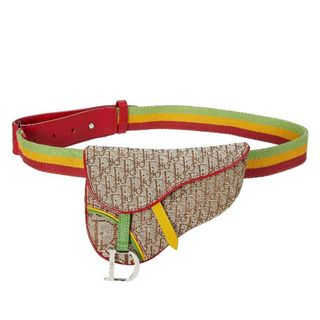 Rasta Trotter Canvas Belt Bag