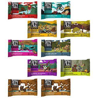 Pack de variétés Picky Bars (paquet de 10)