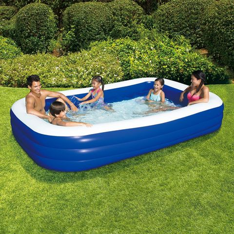 12 Best Inflatable Pools For Your Backyard In 2021