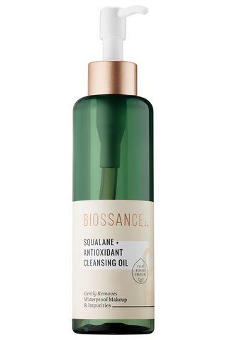 Squalane + olio detergente antiossidante
