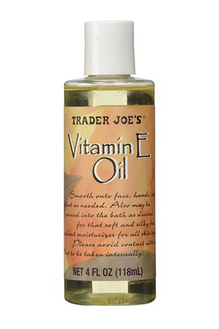 Olio di vitamina E