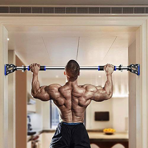 13 Pull Up Bars To Build Back Muscle And Strength At Home In 2020