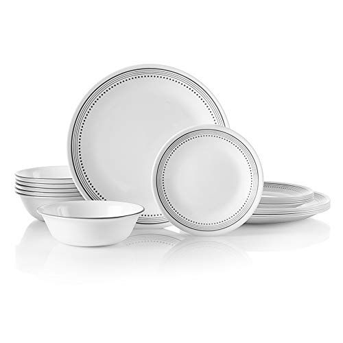 9 Best Dinnerware Sets Of 2021 Top Reviewed Plate And Dish Sets