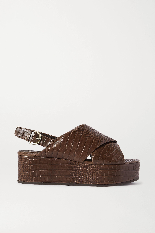 Ladies Blk Lace top Plaform Studs Comfortable Soft New Clog Summer Sandals