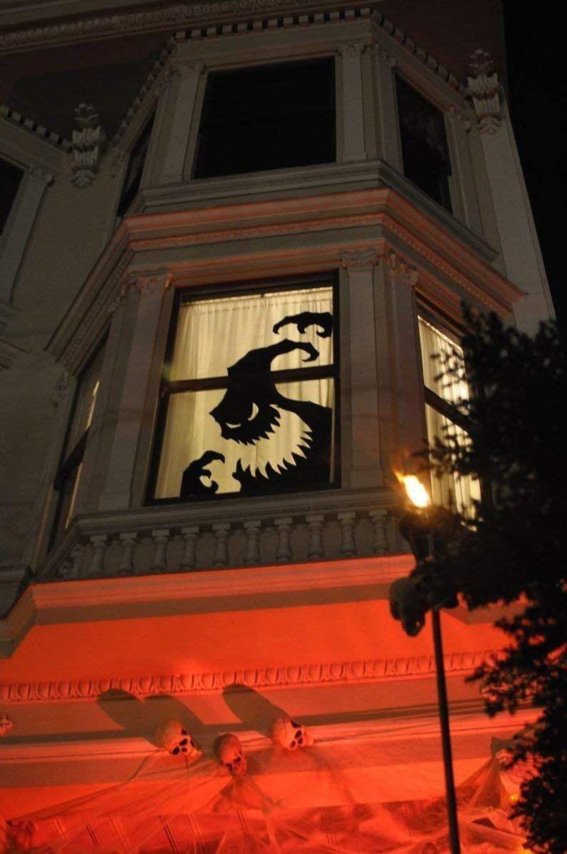 """Nightmare Before Christmas"" Window Decal"