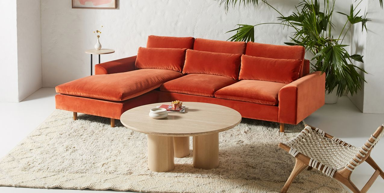 13 Best Sectional Sofas For 2021 Stylish Sectionals Under 1 000