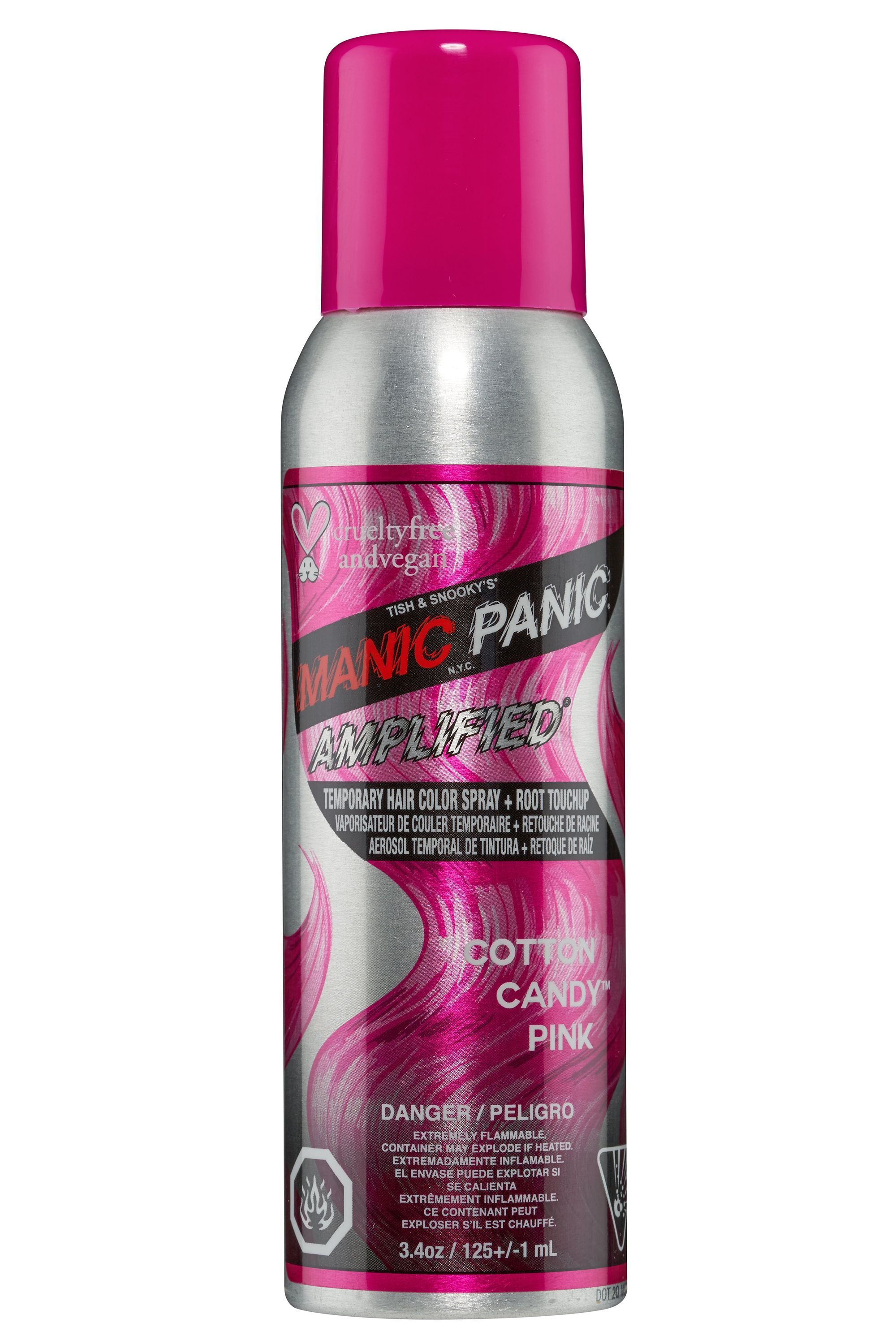 15 Best Temporary Hair Dyes Temporary Hair Color Spray