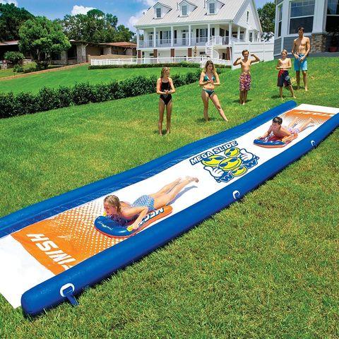 Best Backyard Water Slides for Kids 2020 - Best Slip and ...