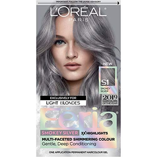 5 Best Permanent And Temporary Gray Hair Dye 2021 How To Dye Hair Silver