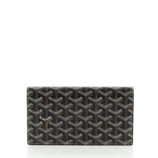 Richelieu Wallet Coated Canvas Long