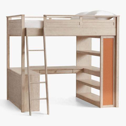 14 Best Loft Beds For S 2021, Bed Above Desk