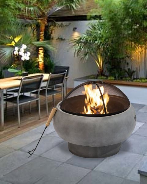 14 Best Fire Pits To Buy Now Chimineas Garden Fire Pit