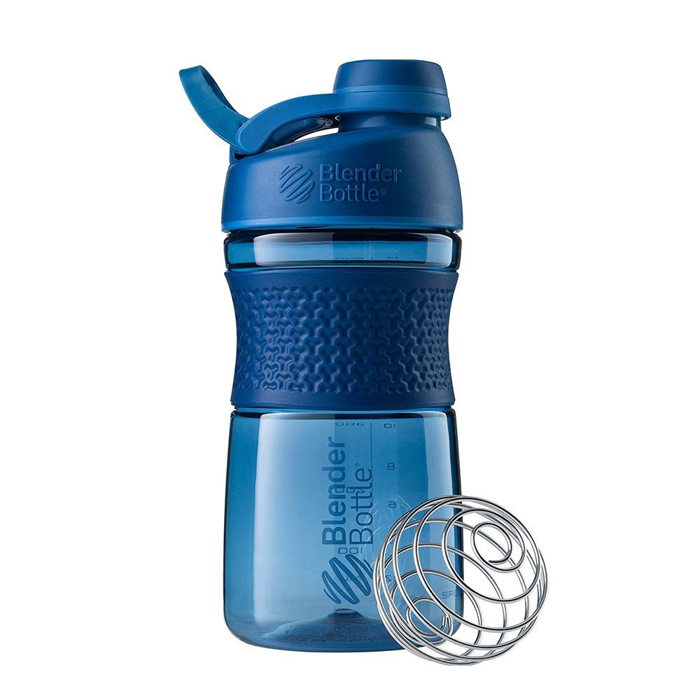 40 oz. Wide Mouth AeroBottle Magnus Water Bottle//Protein Shaker Cup Leak-Proof Screw Cap Design with Loop for Fitness Sports and Outdoors