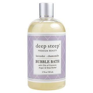 Deep Steep Bubble Bath, Lavender Chamomile