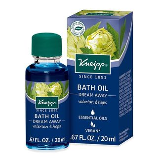 Kneipp Herbal Bath Oil, Dream Away, Valerian & Hops