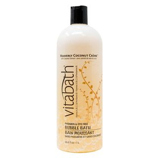 Vitabath Heavenly Coconut Crème Bubble Bath
