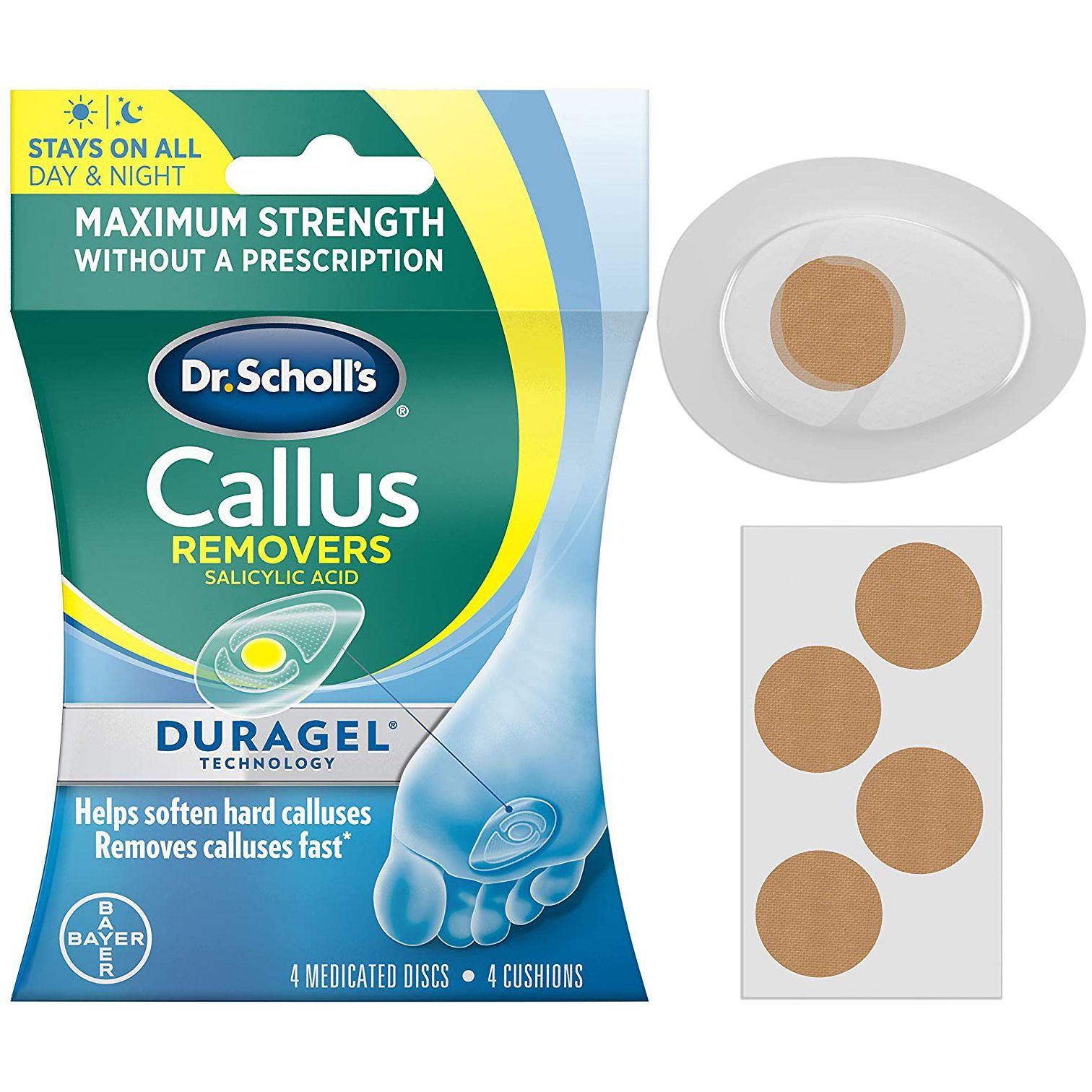 10 Best Callus Removers Of 2020 Top Callus Removing Gels And Tools
