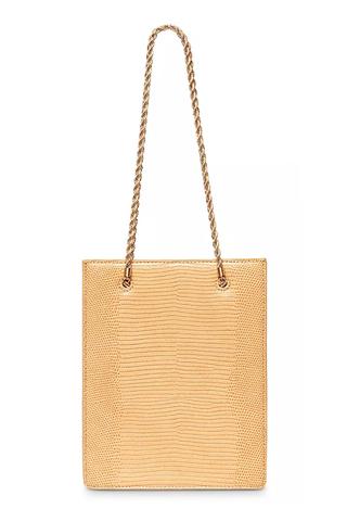 Mini sac cabas en cuir Antoinette