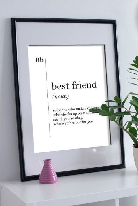 28 Best Friend Gift Ideas Unique Gifts To Get Your Bff