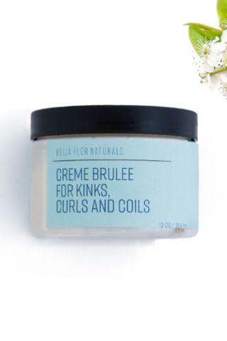 Beija Flor Naturals Creme Brulee for Kinks, Curls and Coils