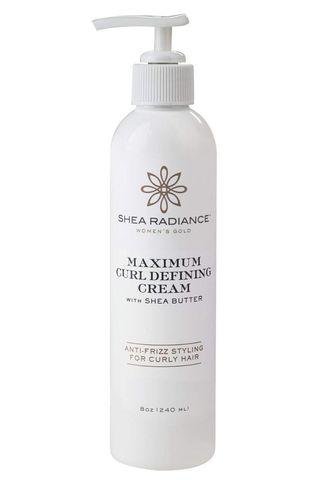 Shea Radiance Maximum Curl Defining Cream