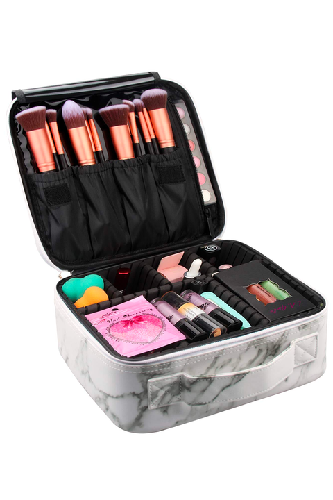 20 Best Travel Makeup Bags And Cosmetic