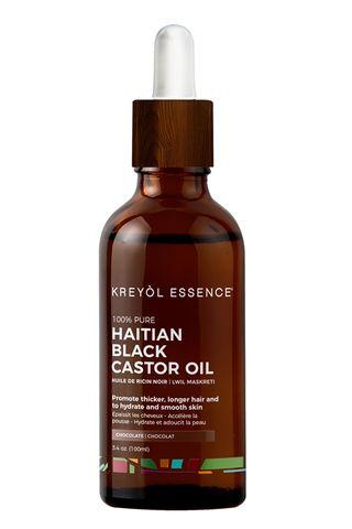 Haitian Black Castor Oil - Chocolate