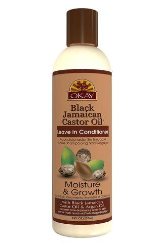 Black Jamaican Castor Oil Leave In Conditioner
