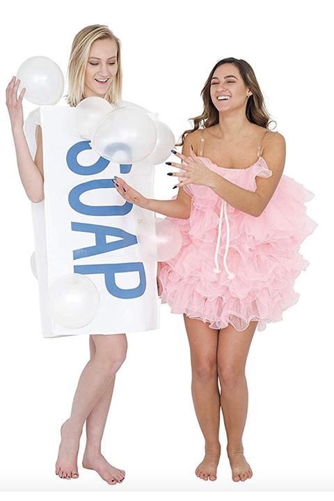 40 Best Friend Halloween Costumes 2020 Diy Bff Duo Costume Ideas