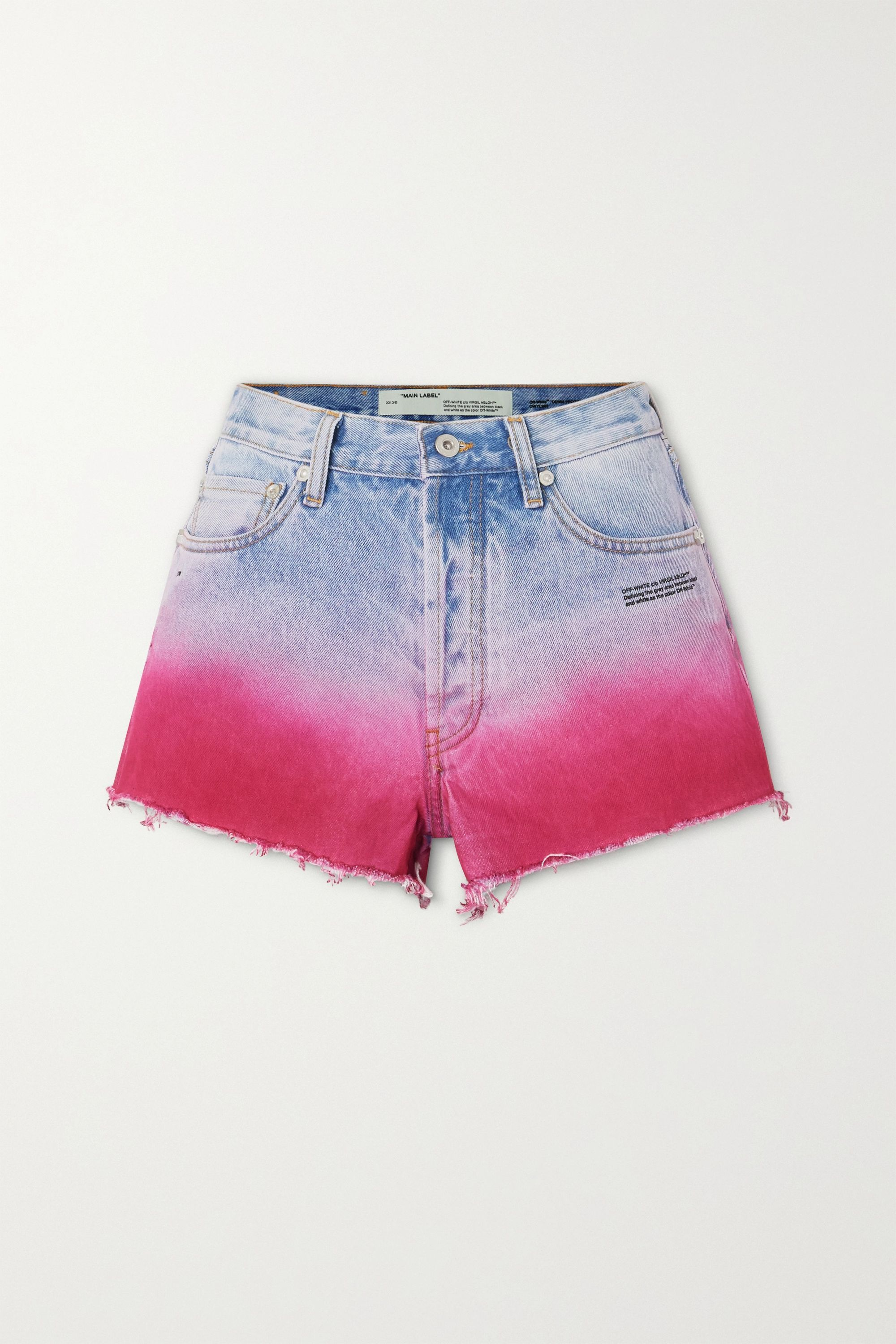 15 Best Denim Shorts For Women Jean Shorts For Grown Ups See more ideas about women, fashion, girl. ombre denim shorts