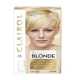 Nice'n Easy Borne Rubio tinte permanente para el cabello