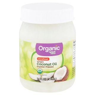 Aceite de coco virgen sin refinar