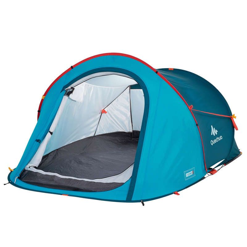 smallest packed pop up tent