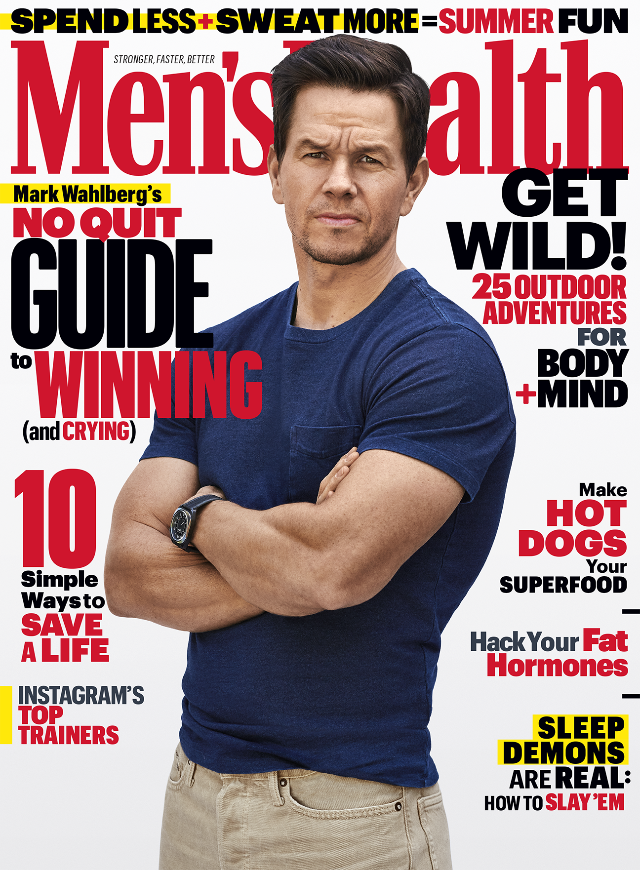 Mark Wahlberg Talks Past Mistakes Life During Pandemic Future Plans