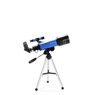 MaxUSee 70mm Refractor Telescope with Tripod & Finder Scope