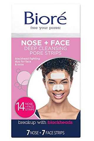 Nose+Face, Deep Cleansing Pore Strips