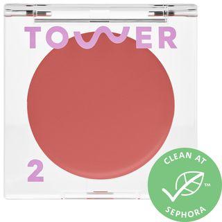 Tower 28 Beauty BeachPlease Tinted Lip + Cheek Balm