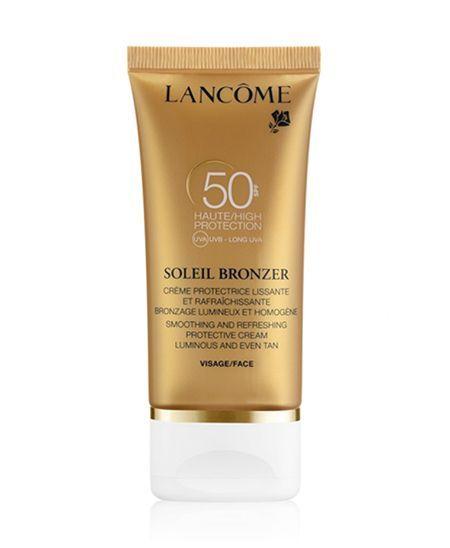 La nostra crema solare viso sarà potenziata, antirughe e/o antimacchia