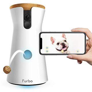 Treat Tossing Dog Camera