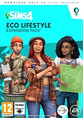 Sims 4 Eco Lifestyle (Original Code)