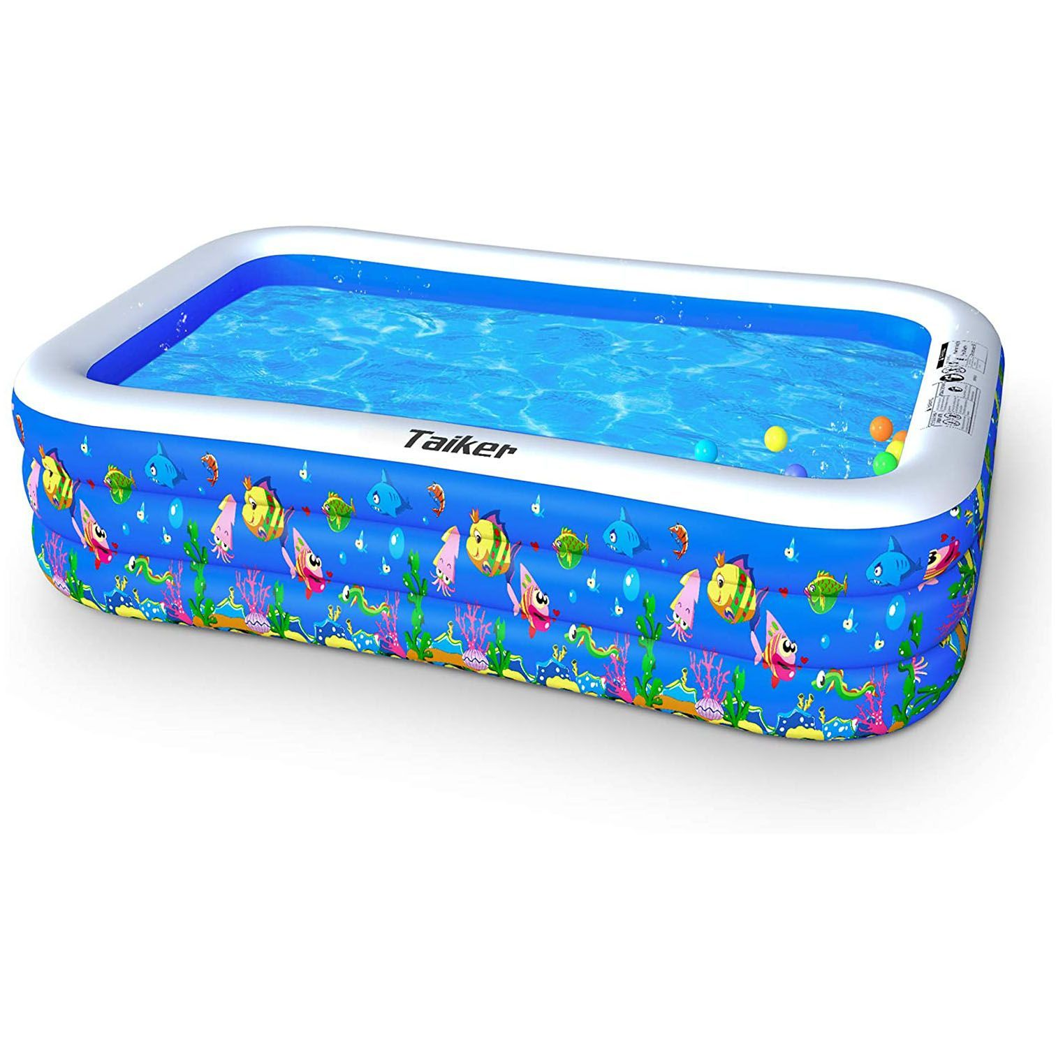 10 Best Inflatable Pools 2021 Blow Up Pools For Adults And Kids
