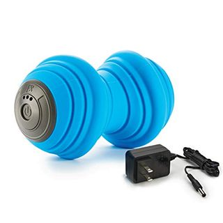 TriggerPoint Charge Vibe Three-Speed Ridged Vibrating Foam Roller