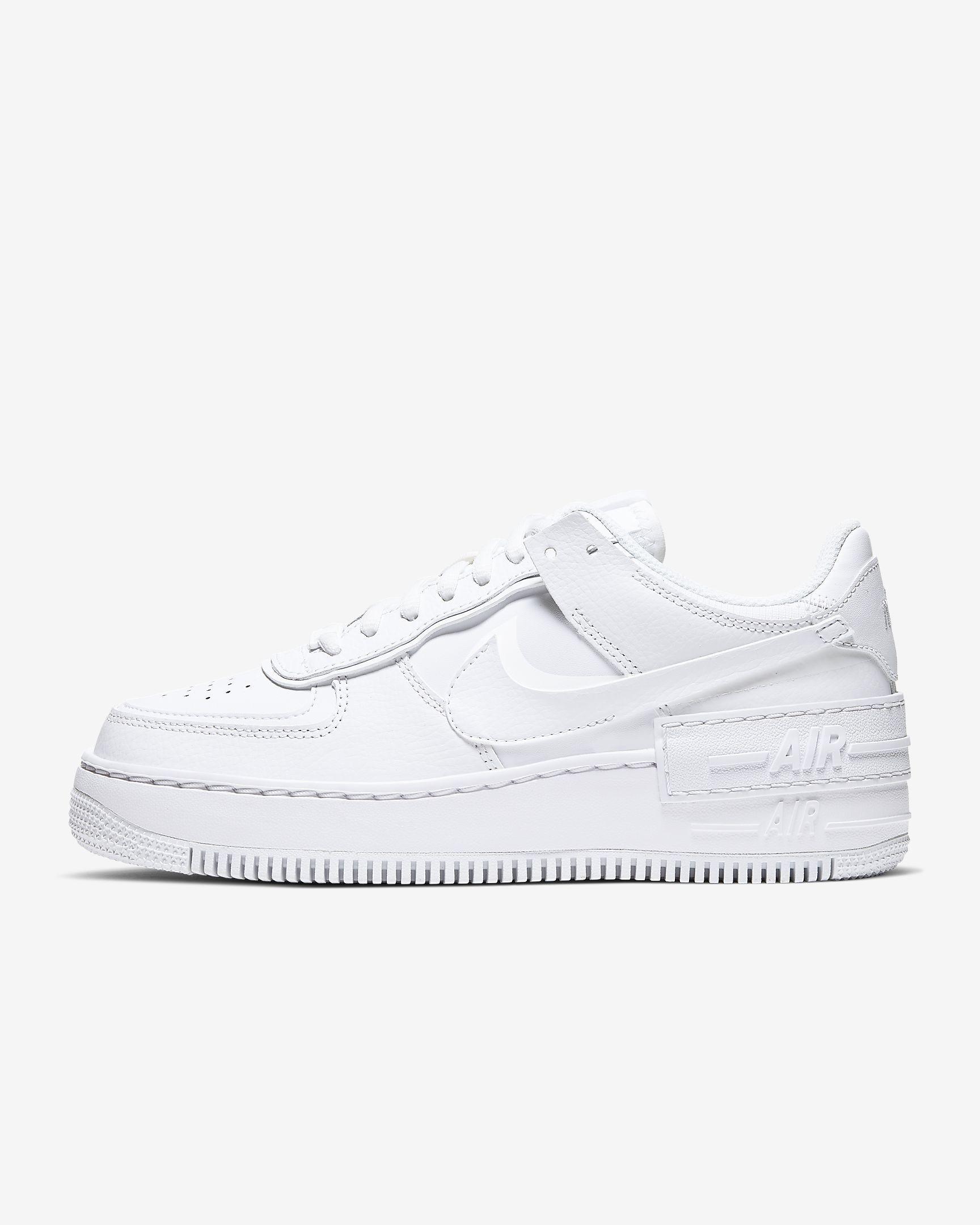 Millie Bobby Brown Wears Platform Nike Air Force 1 Sneakers