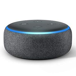 Echo Dot (3rd generation) - Smart speaker with Alexa - Charcoal fabric